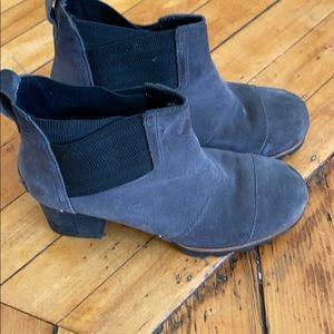 Sorrel boots size 7